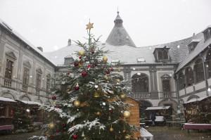 Das war der Advent 2012 im Schloss Kobersdorf